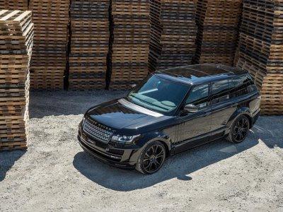 Range Rover Noreia от FAB Design