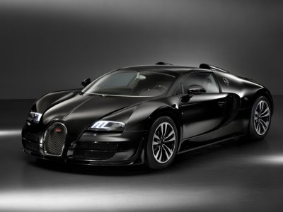Bugatti Veyron Grand Sport Vitesse «Jean Bugatti»