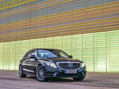 Новое поколение Mercedes-Benz S-класса