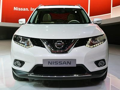 Nissan X-Trail нового поколения