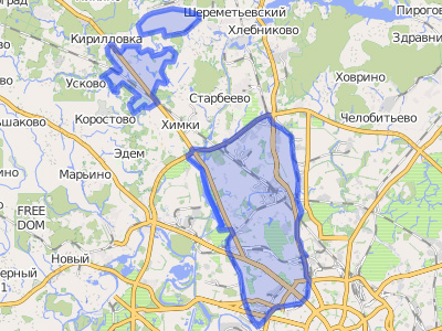округ Москвы