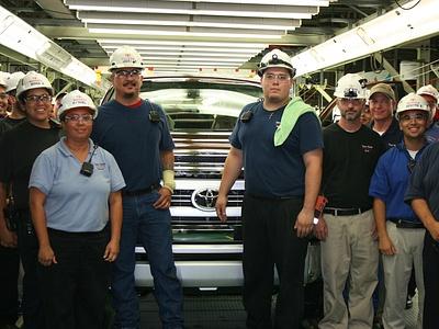 Миллионная Toyota Tundra