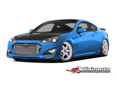 Hyundai Genesis Coupe от Bisimoto Engineering