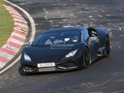 Lamborghini Cabrera LP600-4