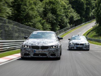 Новые BMW M3 и M4