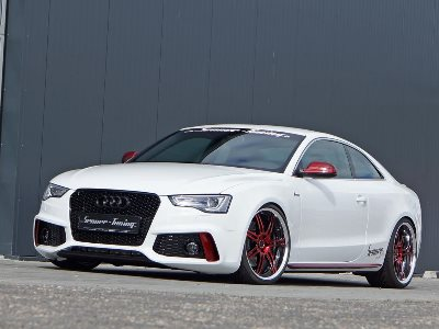 Audi S5 в доработке Senner Tuning