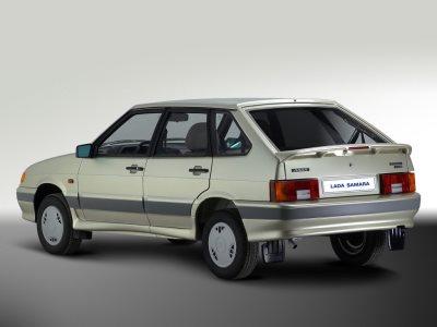 Пятидверных хэтчбек Lada Samara