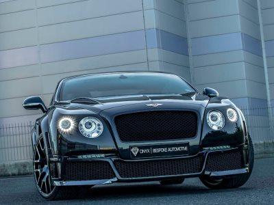 Bentley GTX
