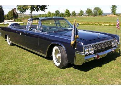 Президентский лимузин Lincoln Continental