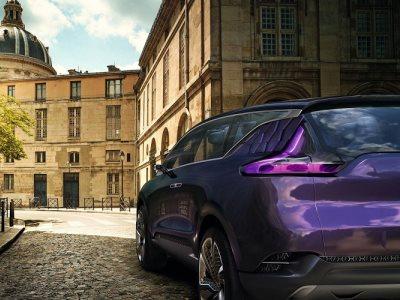 Концепт-кар Renault Initiale Paris