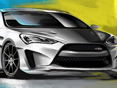 Hyundai Genesis Coupe Legato