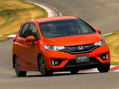 Honda Fit/Jazz