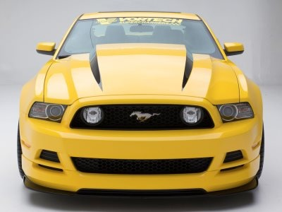 Ford Mustang Project Yellow Jacket