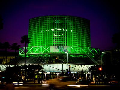Выставочный центр Los Angeles Convention Center
