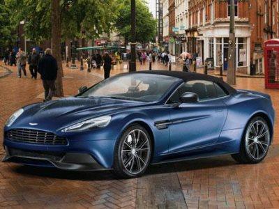 Aston Martin Vanquish Volante в версии Neiman Marcus