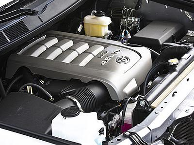 4,6-литровый V8 «Тойоты»
