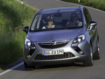 200-сильный вариант Opel Zafira Tourer