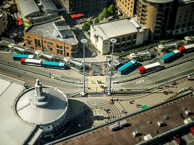 Автобусное сообщение Ливерпуля