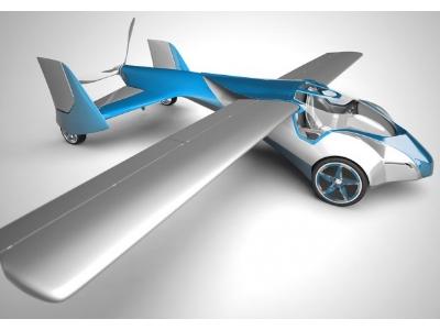 Aeromobil V2.5