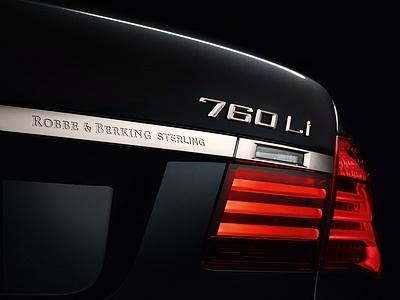 BMW 7 серии Robbe & Berking