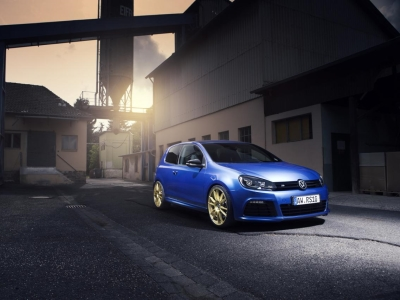 Volkswagen Golf VI R by Alpha-N Performance