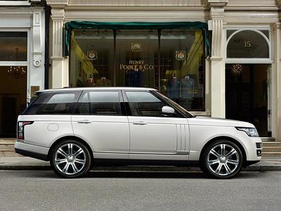 Новый Range Rover L