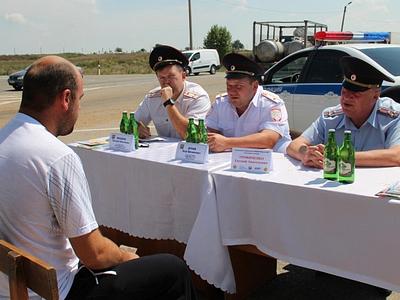 Пост ДПС в Карачаево-Черкесской республике
