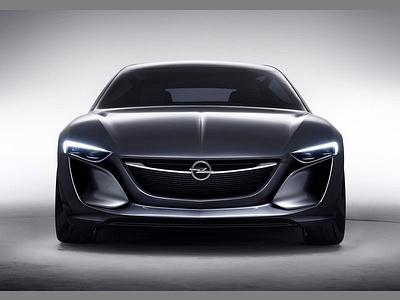 Концепт-кар Opel Monza