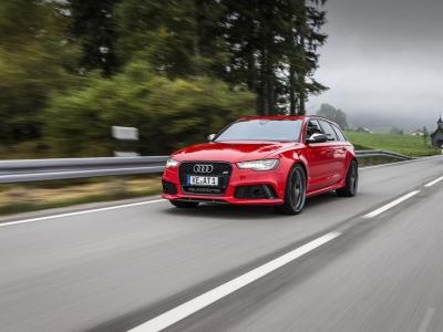 Audi RS6 Avant от ABT Sportsline
