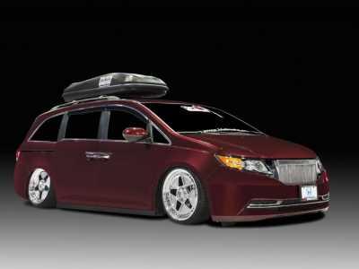 Honda Odyssey Power-Van