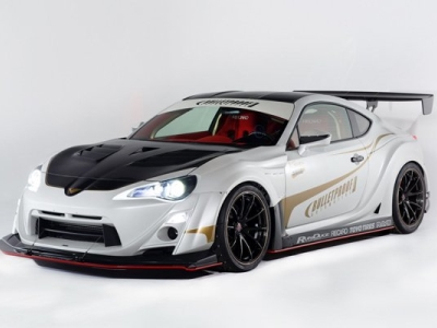 Scion FR-S от Bulletproof Automotive