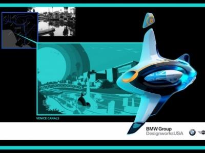 BMW Group DesignworksUSA L.A. Subways