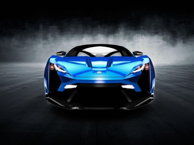 W Motors SuperSport