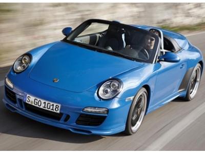 Porsche 911 Speedster 2010 года выпуска
