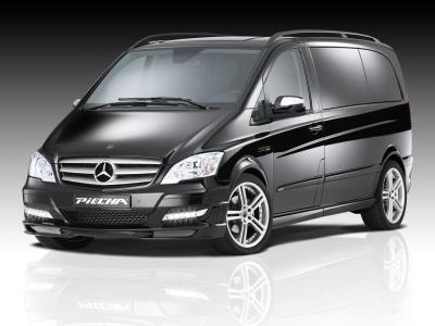 Mercedes-Benz Viano от JMS и Piecha Design