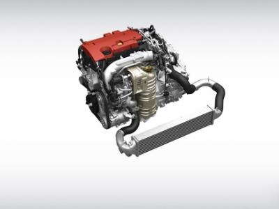 Двухлитровый турбомотор