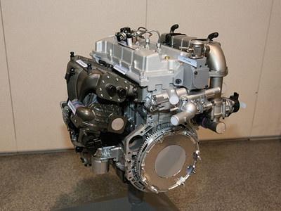Мотор Hyundai GDCI