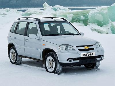 Текущее поколение Chevrolet Niva