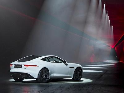 Новый Jaguar F-Type R Coupe