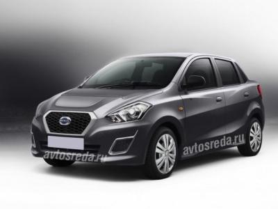 Седан Datsun для российского рынка