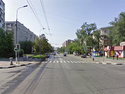 Краснодонская улица в Москве