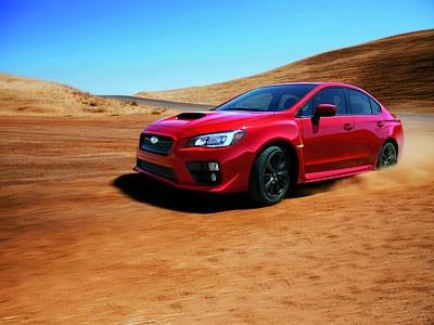 Subaru WRX