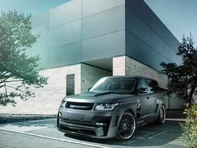 Range Rover Mystere от Hamann