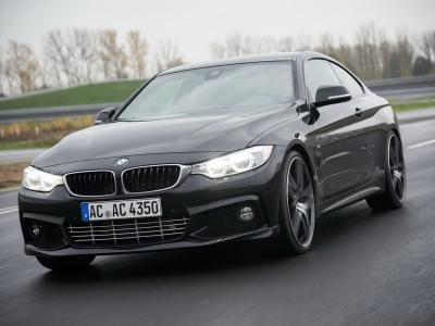 Купе BMW 4 серии от AC Schnitzer