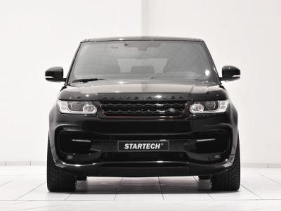 Range Rover Sport в доработке от Startech