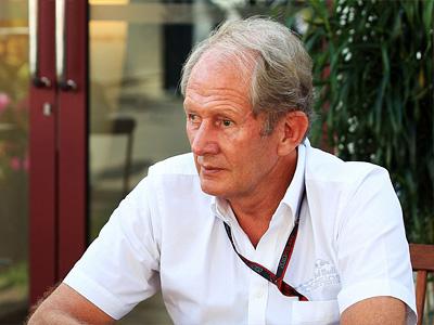 Спортивный консультант Red Bull Racing Хельмут Марко