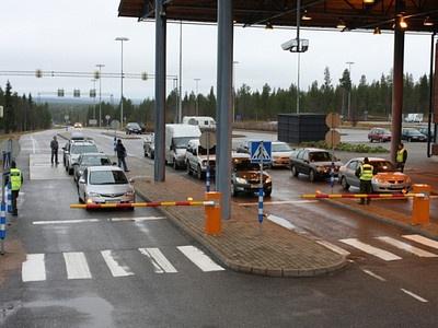 Российско-финляндская граница