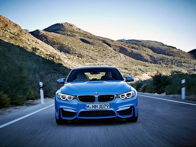 Новый BMW M3 и M4