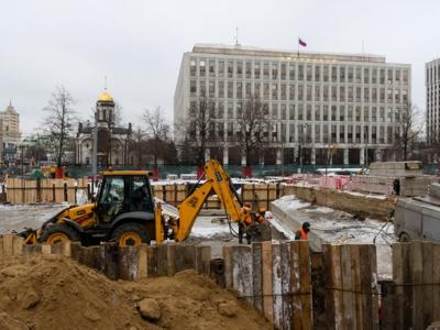 Собянин объявил о завершении ремонта Октябрьского тоннеля