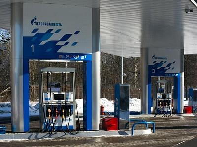 Автоматическая АЗС «Газпром нефти»